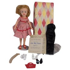Vintage LMR Little Miss Revlon Doll Box First Year