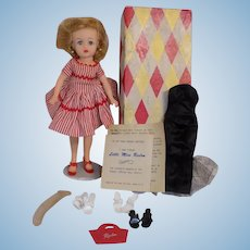 Vintage LMR Little Miss Revlon Doll Box First Year