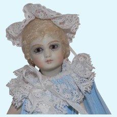 Artist Cathy Hansen Doll All Bisque French Mignonette