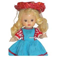 1956 NASB Muffie Doll #651-4