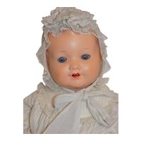 Rare Mold #2542 Armand Marseille Character Baby Doll Painted Bisque