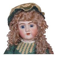 Large Antique German Handwerck Doll 109