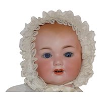 """19"""" Antique German Armand Marseille Character Baby Doll # 326"""