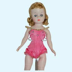 Vintage Madame Alexander 1961 Cissette Doll Basic Sunbathing
