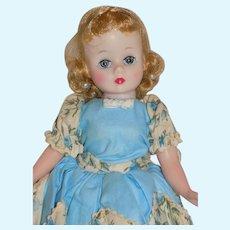 Vintage 1960 Madame Alexander Cissette doll #823