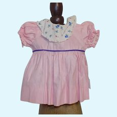 Vintage Baby Doll Dress Tiny Tears Betsy Wetsy Dy Dee DyDee