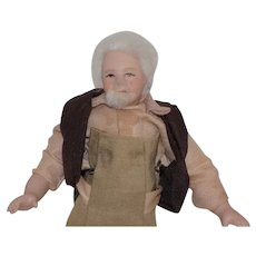 Artist Doll House Doll Man Pinocchio Geppetto