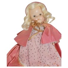 1950 Vogue Strung Ginny Fairy Godmother Doll Platinum Tagged