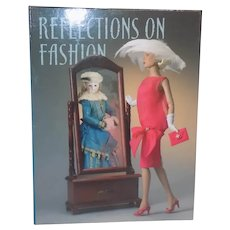 UFDC Reflections on Fashion Book Journal Paper Dolls 2005 Convention Book Jumeau Pattern