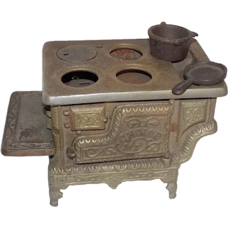 Old Cast Iron Doll Stove Choice
