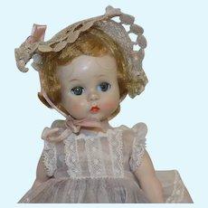 1955 Wendy Goes to Sunday School Madame Alexanderkins