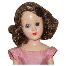 Vintage Richwood Toys Sandra Sue Doll All Original in Pink