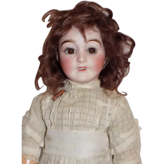 "Antique Lanternier Limoges ""Favorite"" Doll Ed Tasson  Depose French"