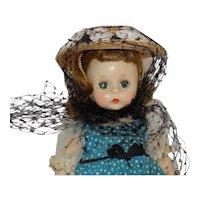 Madame Alexander Little Edwardian Wendy-kins Alexander-kins doll #415