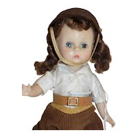 Vintage Madame Alexander Wendy Rides Well Doll 1956 Alexander-kins