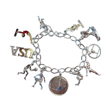 Charm Bracelets Vintage Jewelry