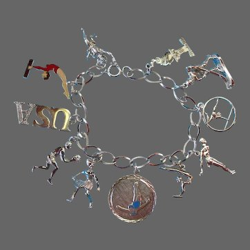Charm BraceletsVintage Jewelry