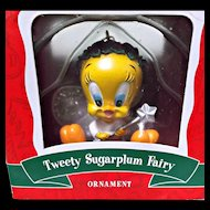 Warner Bros. Ornament Tweety Sugarplum Fairy