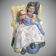 Royal Doulton Vintage 1970 Sweet Dreams Figurine