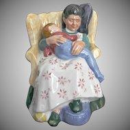 Royal Doulton Vintage 1970 Sweet Dreams Figurine