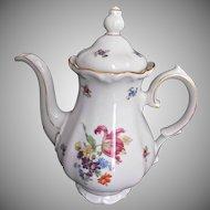Royal Hanover Vintage Tea Coffee Pot Germany Bavaria