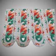 Hand Crocheted Lap Baby Blanket