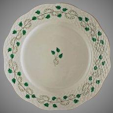 Herend Sabina Vert Pattern SABV Salad Plate Porcelain - 20th Century, Hungary