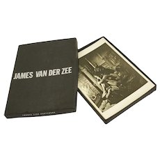 Harlem Photographer James Van der Zee 1920's & 1930's Boxed Set 24 Postcards - Published 1980's, New York