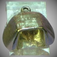 Nurse Cap Sterling Silver Bracelet Charm