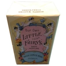 Box of Little Fairy's Bath Perfume Salts