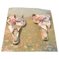 Box of 1920's Baby Garter Sock Pins