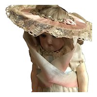 Doll Hat or Curtain or Sachet Ring