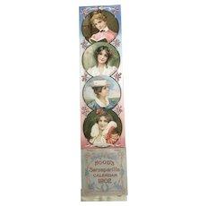 1902 Hood Sarsaparilla Calendar