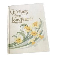 Greetings from Longfellow—An Edwardian Gift Book