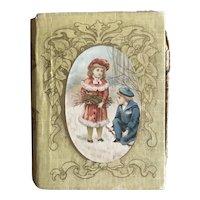 Victorian Book Box of Children's Stationery