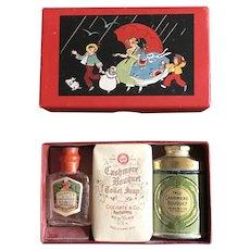 """Cashmere Bouquet Travel Set - """"Petite Package"""""""