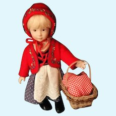 """Heather Maciak's """"Jenny"""" as Little Red Riding Hood -- Perfect for Christmas!"""