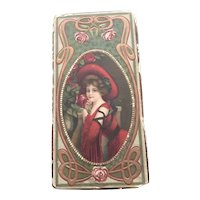 Valentine's Day Candy Box—Lady in Red
