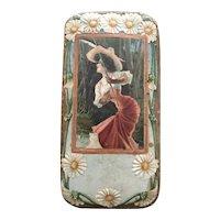 Small Art Nouveau Perfume Box