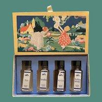 California Perfume Company 1932-1936  Little Folks Gift Box