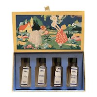 California Perfume Company 1932-1936  Little Folks Gift Box