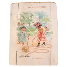 Au Bon Marche Transformational Trade Card – L'Arrosage