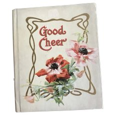 Good Cheer - An Edwardian Gift Book