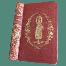 1846 Miniature Gift Book - The Ladies' Casket