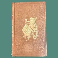 An 1849 Miniature Gift Book - The Memento