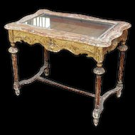Desk-Showcase from 19th C. French Jewellery Store