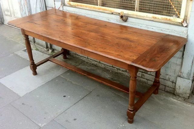 Cherry Farm Dining Table From France Relic Antiques Of