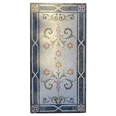 Mosaic top Table from southern France.
