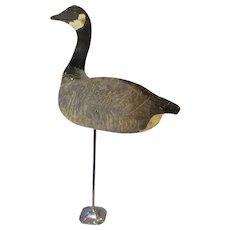 Vintage Canada Goose Decoy