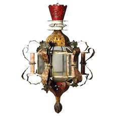 Hanging Lantern from Morocco